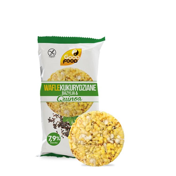 Kukurydziane Bazylia & Quinoa