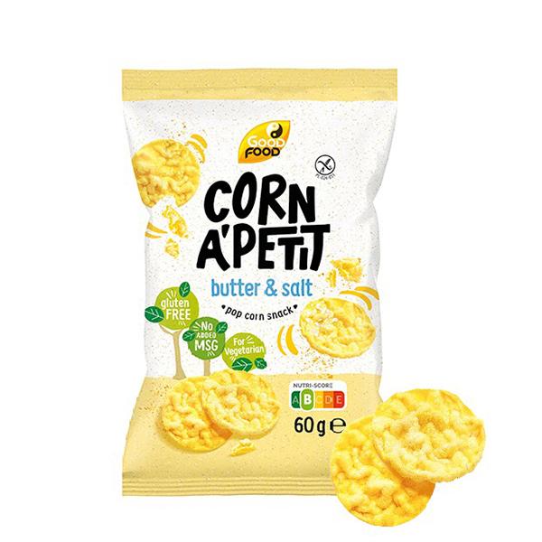Maślany Popcorn