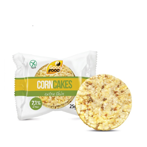 On the go snacks Corn with sea salt